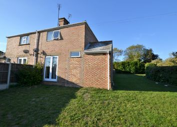 Thumbnail 3 bed semi-detached house for sale in Parkside, Sedgeford, Hunstanton
