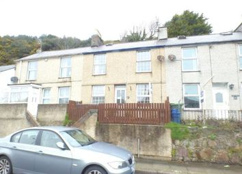 Thumbnail 2 bed terraced house for sale in Abererch Road, Pwllheli, Gwynedd