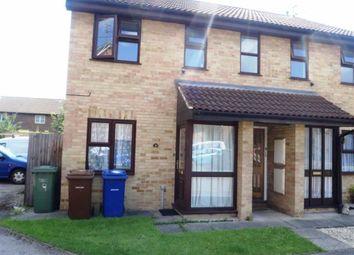 Thumbnail 1 bedroom flat to rent in Wingfield, Badgers Dene, Grays