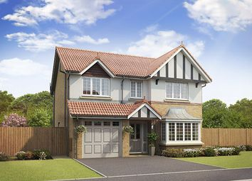 Thumbnail 4 bed detached house for sale in Gateford Park, Gateford, Worksop
