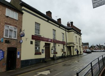 Thumbnail Pub/bar for sale in Main Street, Leicestershire: Market Bosworth