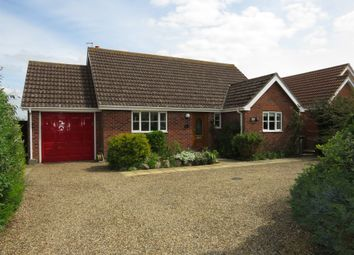 Thumbnail 3 bed detached bungalow for sale in Pound Close, Banham, Norwich