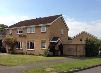 3 bed semi-detached house for sale in Cullahill Court, West Hunsbury, Northampton NN4