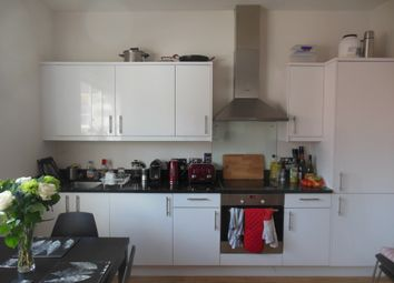 Thumbnail 1 bed flat to rent in Lattimore Road, St. Albans