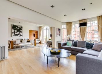 Thumbnail 5 bed flat to rent in Oakwood Court, Holland Park, London