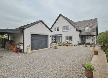 Thumbnail 4 bed detached house for sale in Perth Road, Crieff