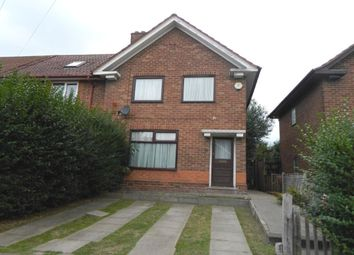 Thumbnail 2 bedroom semi-detached house to rent in Easthope Road, Kitts Green, Birmingham
