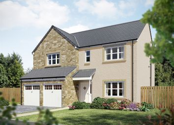 "Thumbnail 4 bed detached house for sale in ""The Dryden"" at East Calder, Livingston"