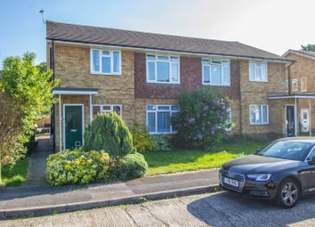Thumbnail 2 bed maisonette to rent in Headley Close, Chessington
