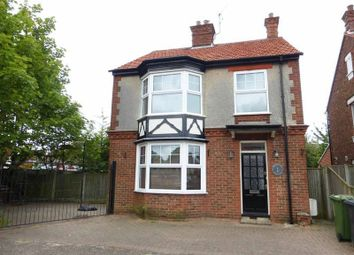 Thumbnail 3 bed detached house for sale in Roslyn Road, Gorleston, Great Yarmouth