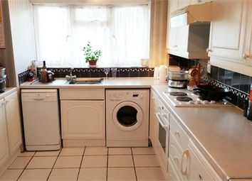Thumbnail 3 bed flat for sale in Bargrove Close, London