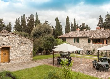 Thumbnail 13 bed country house for sale in Greve In Chianti, Tuscany, Italy