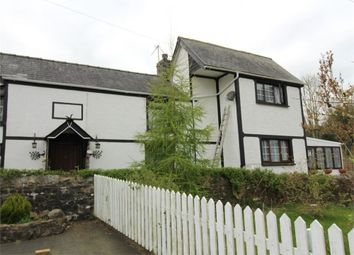 Thumbnail 3 bed cottage for sale in Cwrtnewydd, Llanybydder