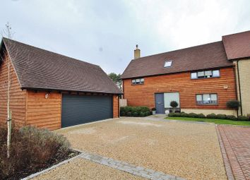 Park Farm Place, Northmoor, Witney OX29. 3 bed semi-detached house for sale