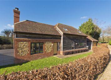 Thumbnail 2 bed detached house for sale in Churt Road, Churt, Farnham, Surrey