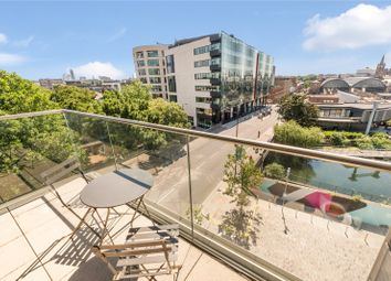 Thumbnail 1 bed flat for sale in Arthouse, 1 York Way, London