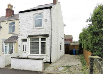 Thumbnail 2 bed end terrace house for sale in Farnsworth Street, Hasland, Chesterfield