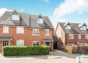 Thumbnail 3 bedroom semi-detached house for sale in The Alders, Billingshurst