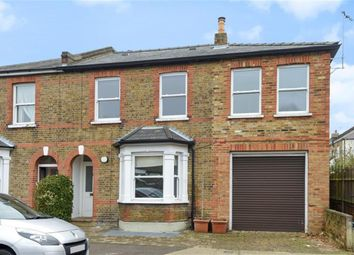 Thumbnail 5 bedroom semi-detached house for sale in Thorpe Road, Kingston Upon Thames