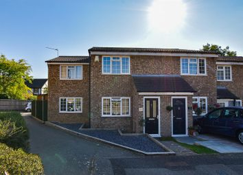 Woodlea, Leybourne, West Malling ME19. 3 bed end terrace house