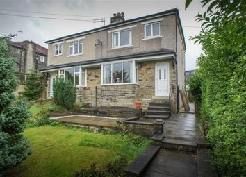 Thumbnail 3 bed semi-detached house for sale in Prune Park Lane, Allerton, West Yorkshire