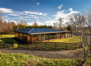 Thumbnail 4 bed detached house for sale in The Lodge, South Cairnies, Glenalmond