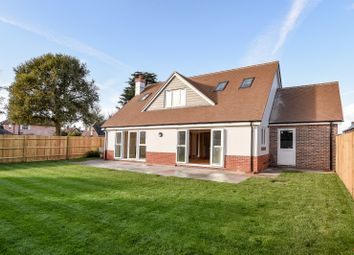 Thumbnail 4 bed detached house for sale in Austen Gardens, Bound Lane, Hayling Island