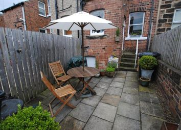 Thumbnail 2 bed terraced house to rent in Woodbine Terrace, Harrogate