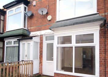 Thumbnail 2 bed terraced house to rent in Cardigan Avenue, Fenchurch Street, Hull