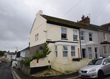 Thumbnail 2 bed maisonette for sale in Priory Road, Lower Compton, Plymouth, Devon