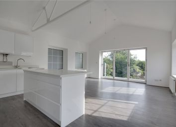 Thumbnail 3 bed flat for sale in London Street, Chertsey, Surrey