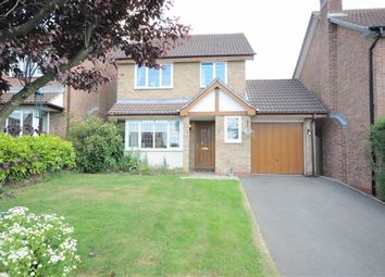 Thumbnail 3 bed detached house for sale in Hallahan Close, Stone