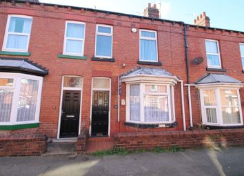 Thumbnail 3 bed terraced house to rent in Moorland Road, Scarborough