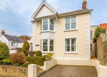 Thumbnail 4 bed detached house for sale in Stanley Road, St. Peter Port, Guernsey