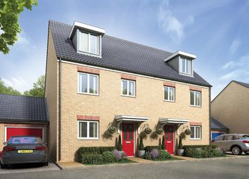 Thumbnail 3 bed property for sale in Hamilton Gate, Wittonwood Road, Frinton-On-Sea