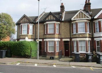 Thumbnail 3 bed terraced house for sale in Old Bedford Road, Luton