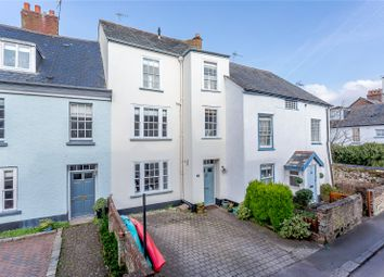 4 bed terraced house for sale in Higher Shapter Street, Topsham, Exeter, Devon EX3