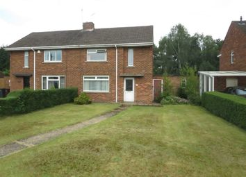 2 bed semi-detached house for sale in Anderby Drive, Lincoln LN6