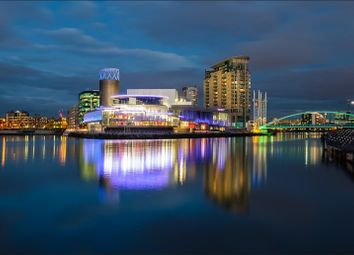 1 bed flat for sale in Michigan Avenue, Salford Quays M50