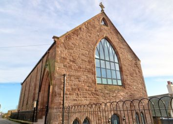 Thumbnail 3 bedroom flat for sale in Church House, Castle Street, Johnshaven