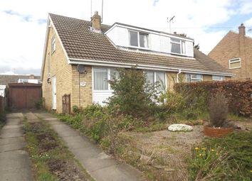Thumbnail 3 bed bungalow for sale in Park Way, Knaresborough, North Yorkshire
