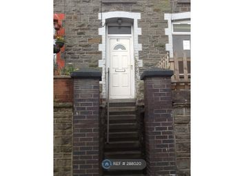 Thumbnail 3 bed terraced house to rent in Tannycoed Street, Penrhiwceiber Mountain Ash