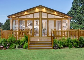 Thumbnail 4 bed lodge for sale in Belvedere Resorts, School Lane, Canterbury