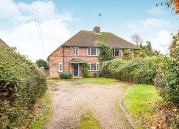 Thumbnail 4 bed semi-detached house for sale in Butts Meadow, Lower Hardres, Canterbury, Kent