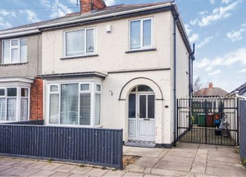 3 bed semi-detached house for sale in Weelsby Grove, Grimsby DN32