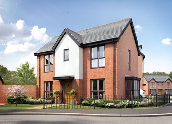 Thumbnail 3 bed detached house for sale in Former Sparrowdale School, Recycling Centre, Atherstone, West Midlands