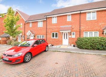 Thumbnail 3 bed terraced house for sale in De Havilland Road, Farnborough