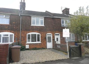 Thumbnail 3 bed terraced house to rent in Norwood Road, March