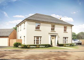 "Thumbnail 5 bedroom detached house for sale in ""The Bond "" at Malleson Road, Gotherington, Cheltenham"