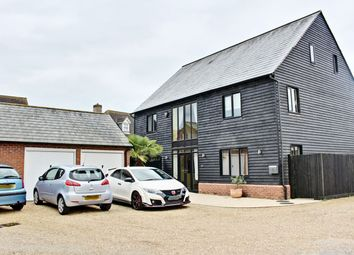 Thumbnail 5 bed detached house for sale in Swansley Lane, Lower Cambourne, Cambridge